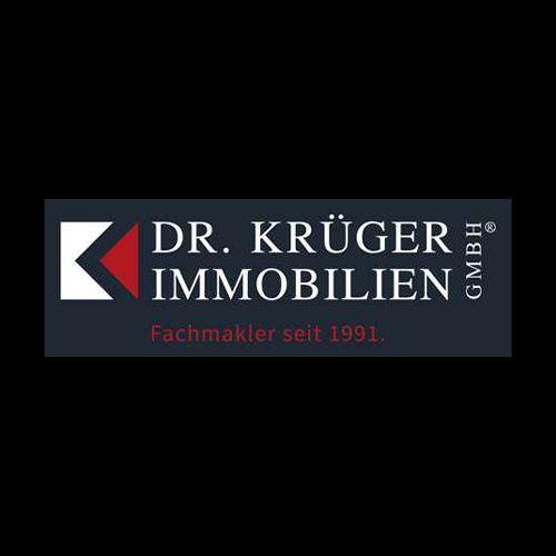 Dr. Krüger Immobilien, logo