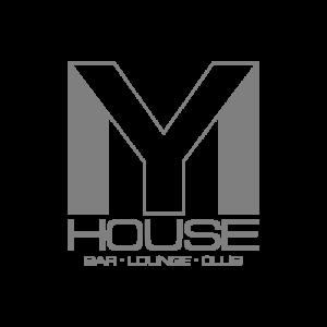 My House, logo