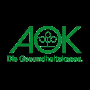 AOK, logo, transparent