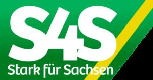 Logo, Stark4Sachsen, S4S