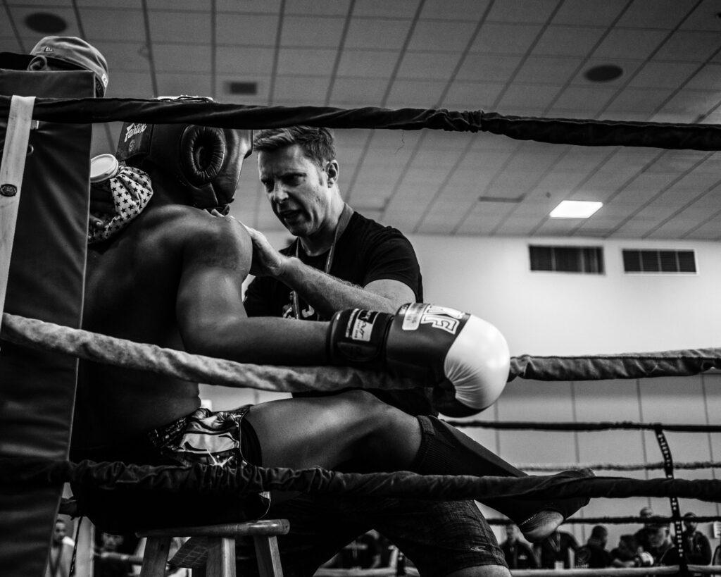 kickboxing, coach, motivation
